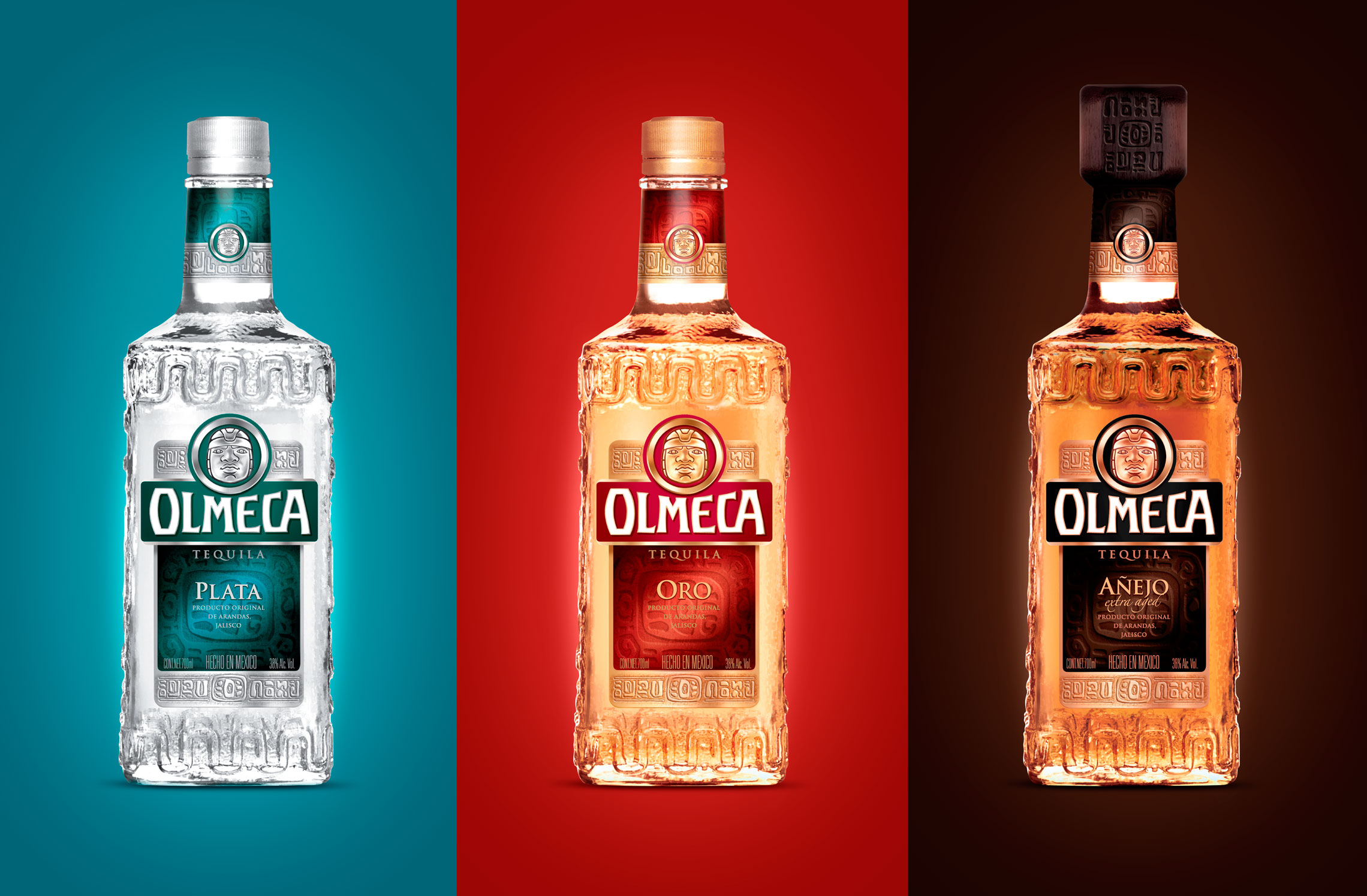 Olmeca_Bottles